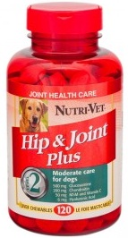 Nutri-Vet Level 2 PLUS Hip & Joint Chewables
