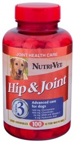 Nutri-Vet Level 3 Hip & Joint Chewables