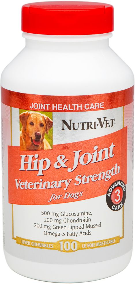 Nutri-Vet Level 3 VS Hip & Joint Chewables