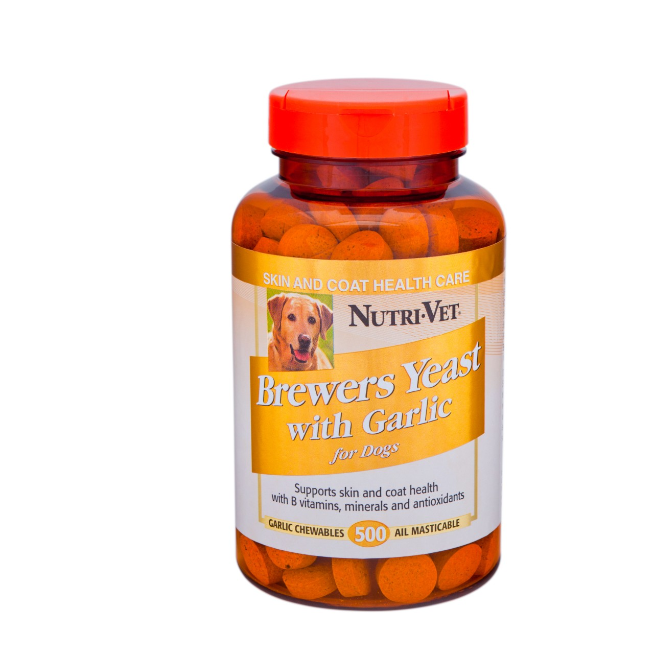 Nutri-Vet Brewer's Yeast with Garlic Chewables