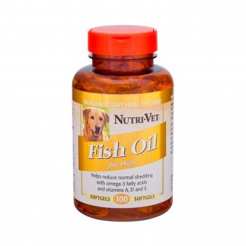 Nutri-Vet Fish Oil Chewable