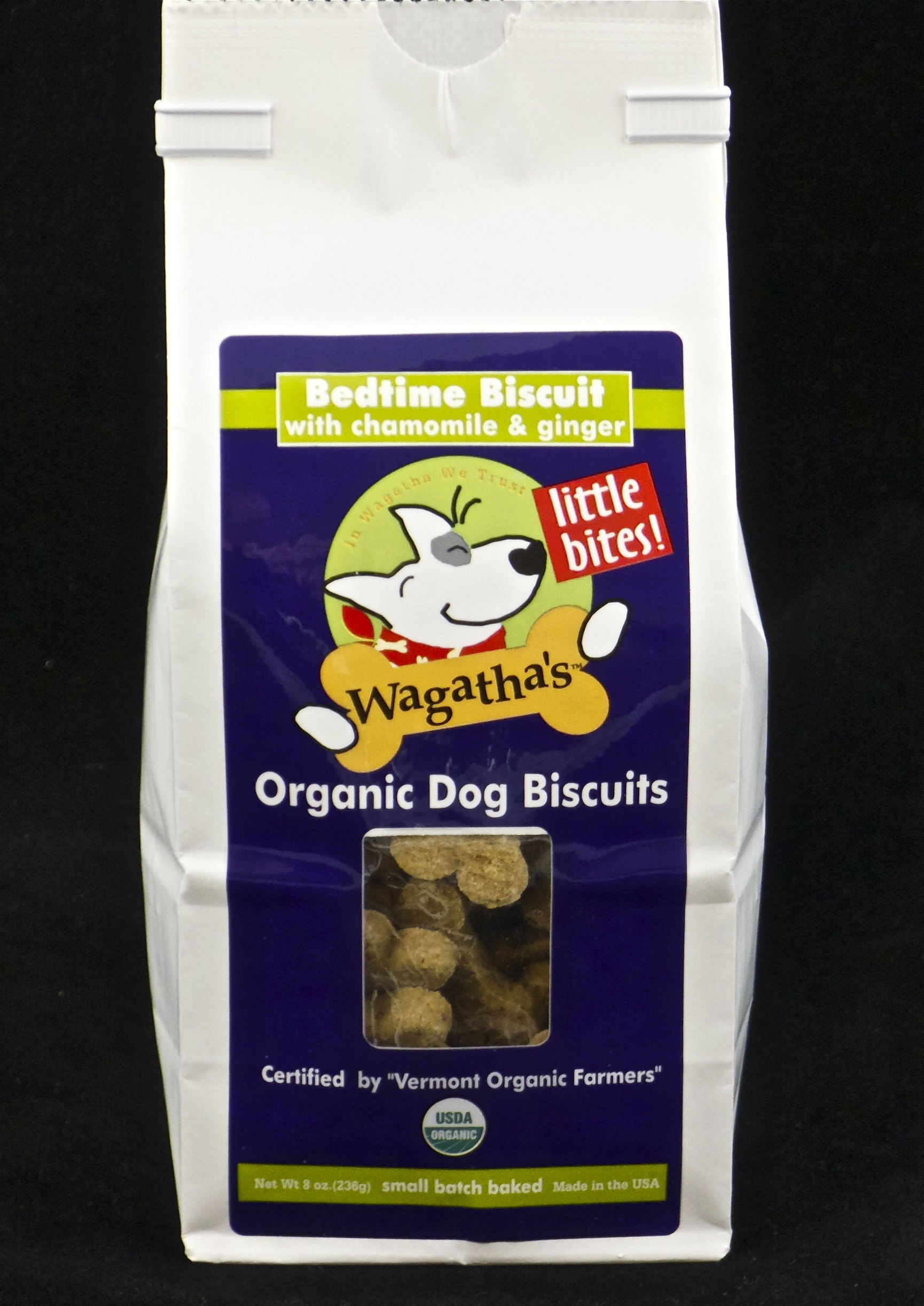 Wagatha's Organic Bedtime Biscuit