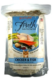 Grandma Lucy's Artisan Freeze Dried Chicken & Fish Cat Food