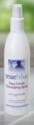TrueBlue™ - EasyComb Detangling Spray 12oz