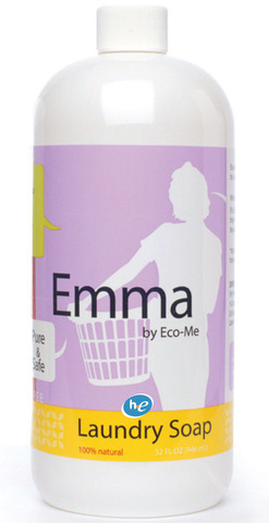 Eco'me LAUNDRY SOAP : Emma 洗衣液
