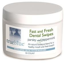 TrueBlue™ - Fast and Fresh Dental Swipes - 50pads