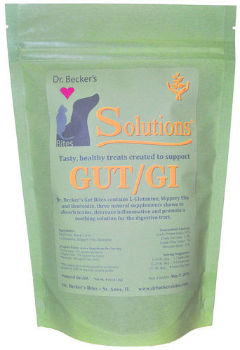 Dr.Becker's Bites Gut/GI Solutions Bites 4oz