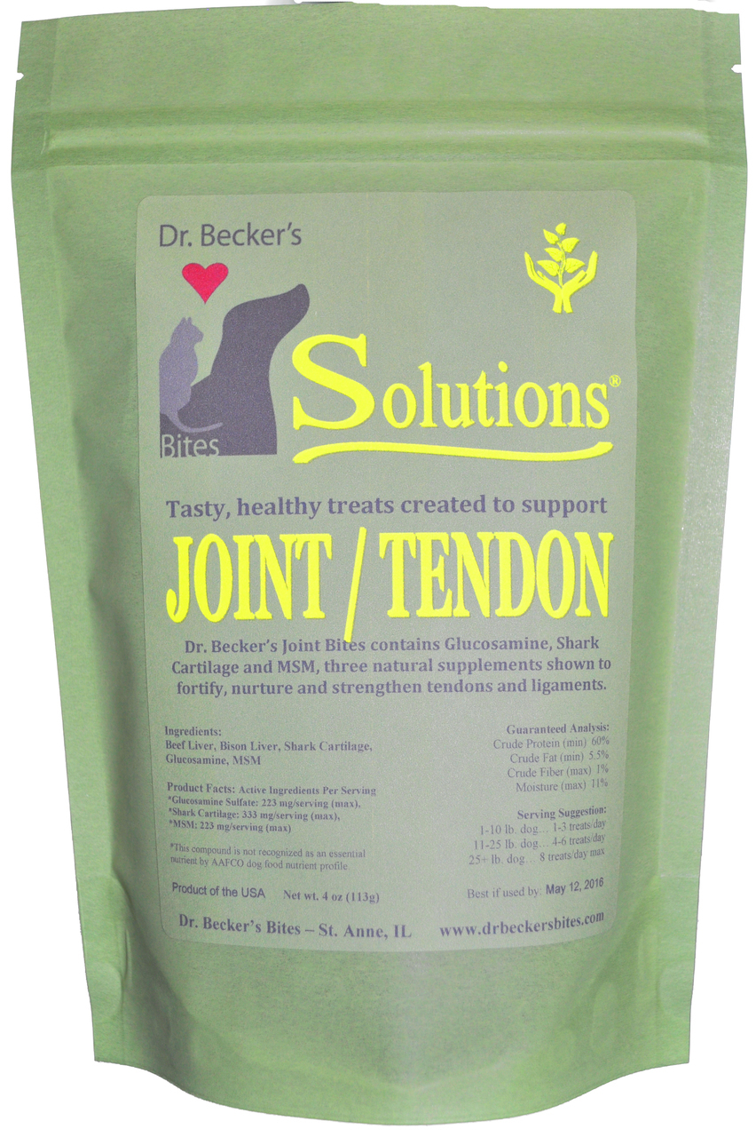 Dr.Becker's Bites Joint Support Solutions Bites 4oz
