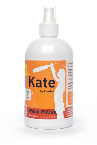 Eco'me - WOOD POLISH : Kate 木製品清潔劑
