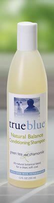 TrueBlue™- Natural Balance Conditioning Shampoo 12oz