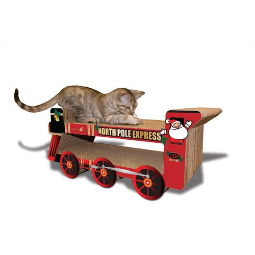 Imperial cat - North Pole Express