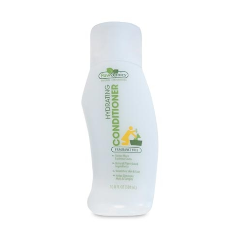 PawGanics Foaming Shampoo Hydraring Conditioner
