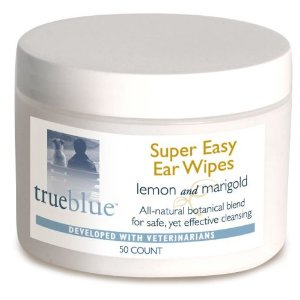 TrueBlue™ - Super Easy Ear Wipes- 50pads