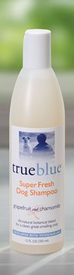 Trueblue Super Fresh Shampoo -12oz