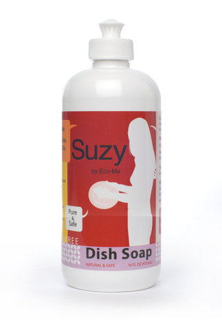 Eco'me by Suzy Dish Soap