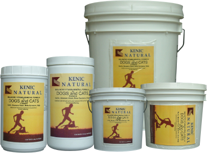 Kenic Natural Vitamin Mineral Su