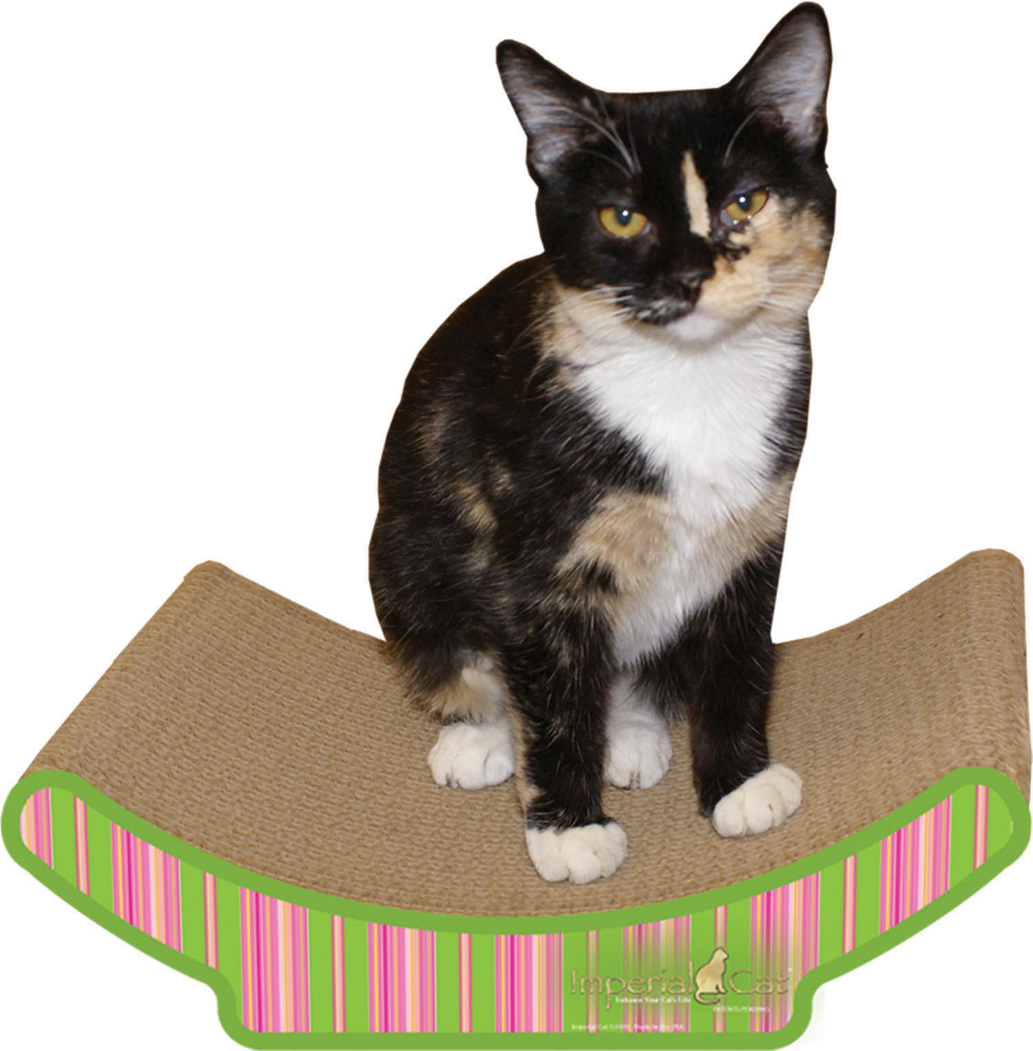 Imperial Cat - Shape Scratchers Cozy Curl