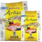 Grandma Lucy's Astisan Freeze Dried Chicken Grain Free Dog Food