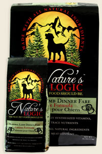 Nature's Logic - Canine Dry kibble Lamb
