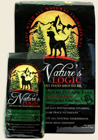 Nature's Logic Canine Dry kibble Venison