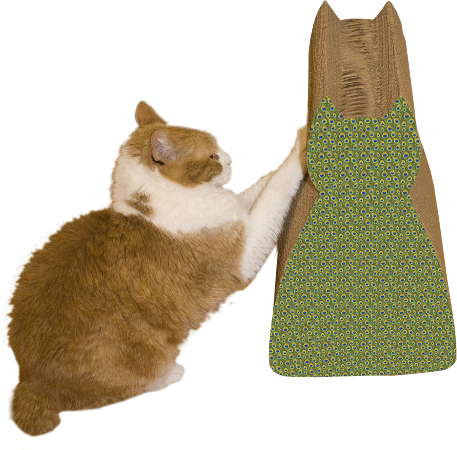 Imperial Cat - Shape Scratchers Giant Pyramid 2 in 1