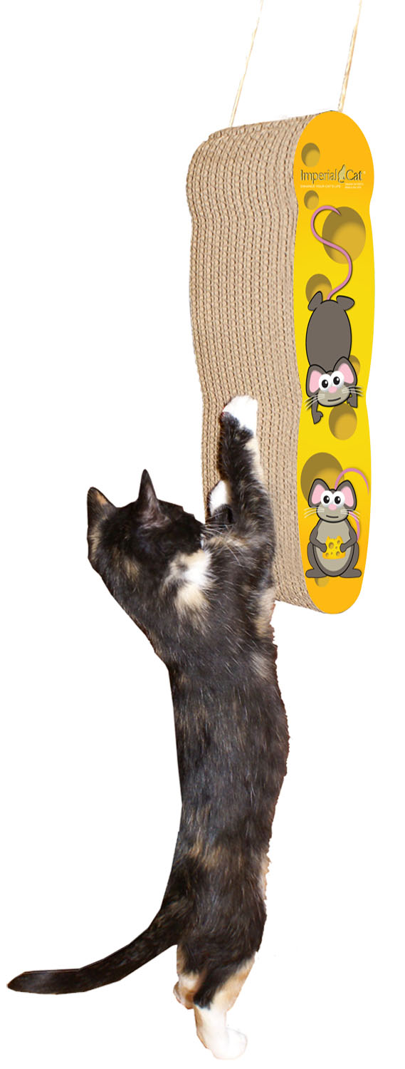Imperial Cat Hanging Scratchers