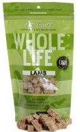 Whole Life Pet - Dog and Cat Treats - Lamb 4oz - Click Image to Close