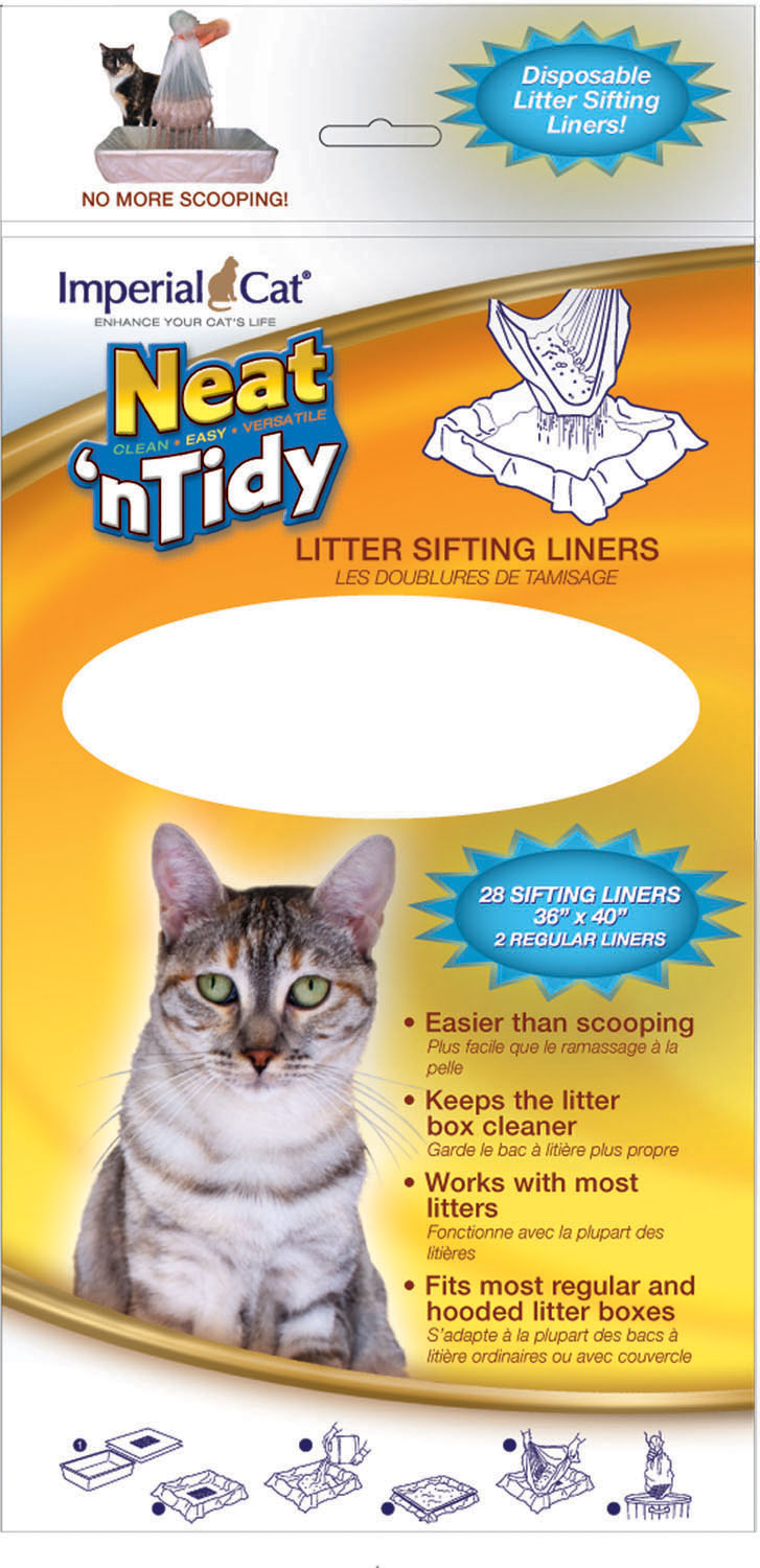 Imperial Cat Litter Sifting Liners