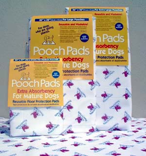 PoochPads - PoochPad for Mature Dogs - Extra Absorbant