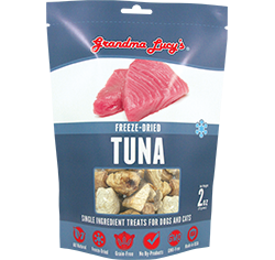 Grandma Lucy's Freeze Dried Tuna 3oz