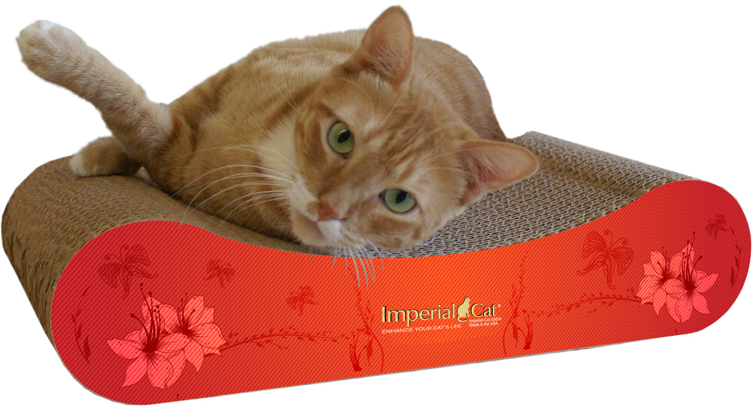 Imperial Cat - Shape Scratchers 2in1 Vogue