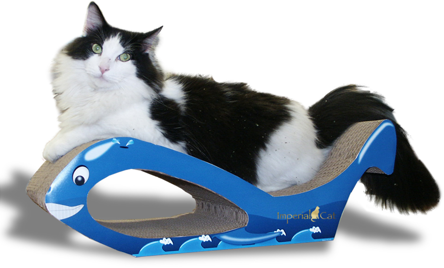 Imperial Cat Ocean Scratchers